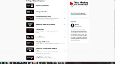 Tube Mastery And Monetization Matt Par Youtube Course Review 2020 Update