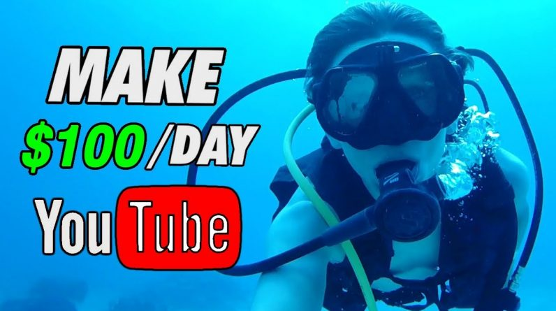 Make Money on YouTube Without Making Videos (Travel Niche)